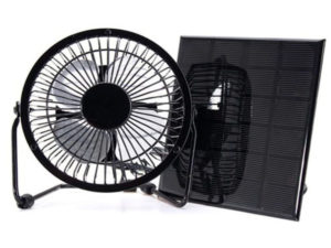 Mejores Ventiladores Solares Soulitem