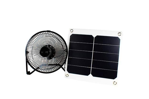 Mejores Ventiladores Solares