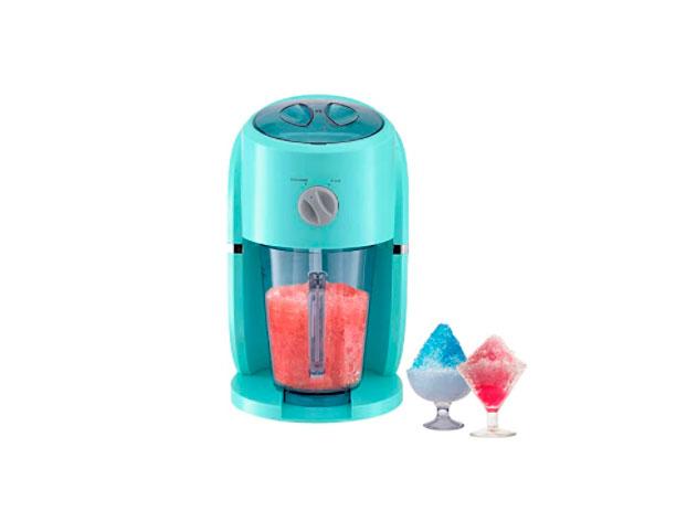 Máquina de hielo, trituradora de hielo