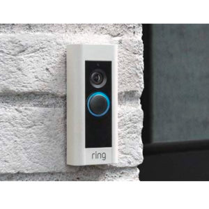 Ring Video Doorbell Pro con cableado, incluye un Chime