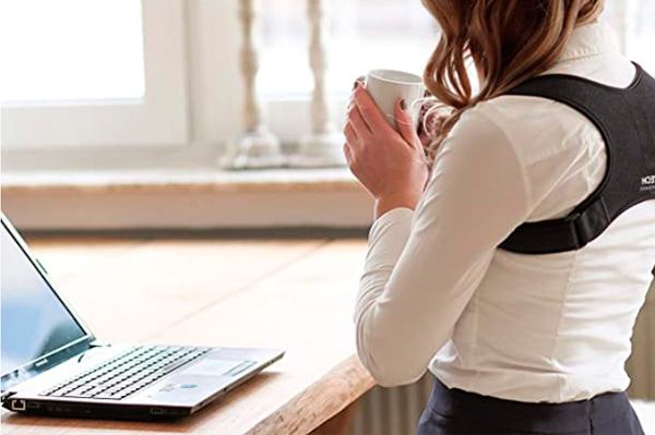 opiniones Corrector Postura Espalda y Hombros con Terapia Magnética TECH THERAPEUTICS