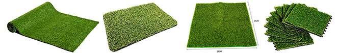 Mejores alfombras Césped artificial