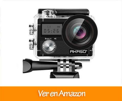 Comprar cámara de acción AKASO Brave 6