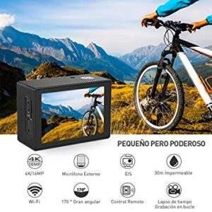 Comprar Crosstour Wifi Cámara Deportiva 16MP