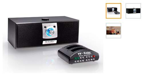 Altavoces para tv inalambricos TV Ears