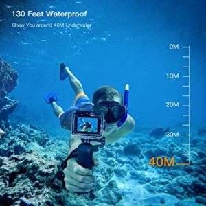 comprar Cámara Deportiva APEMAN 4K 20MP WiFi Ultra HD