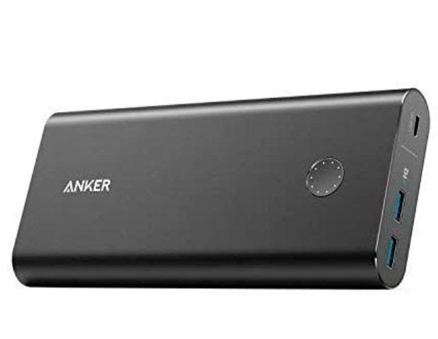 Cargador Portátil Anker PowerCore+