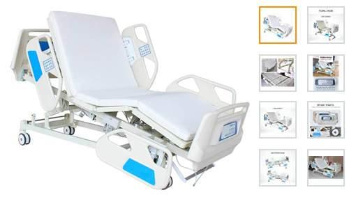 Médicos Multi Función Eléctrica Camas De Hospital