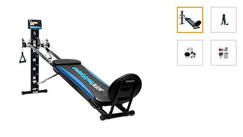 Mejor Máquina de Gimnasio en Casa Total Gym XLS