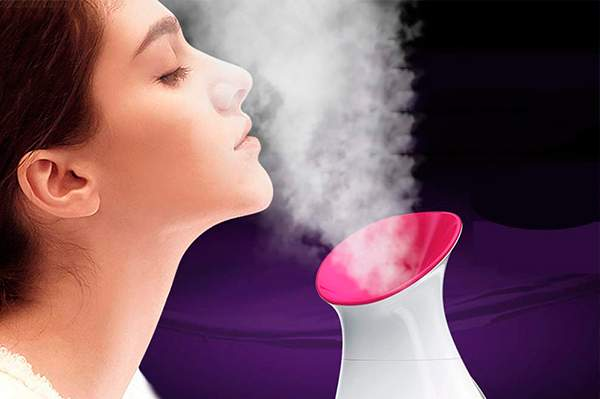 Mejores vaporizadores Faciales