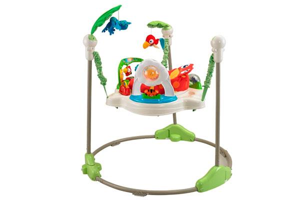 Centros de actividades para bebés
