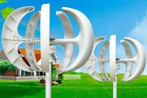Mejores kits de turbinas eólicas domésticas