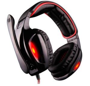 Auriculares para juegos con micrófono Revolución Control