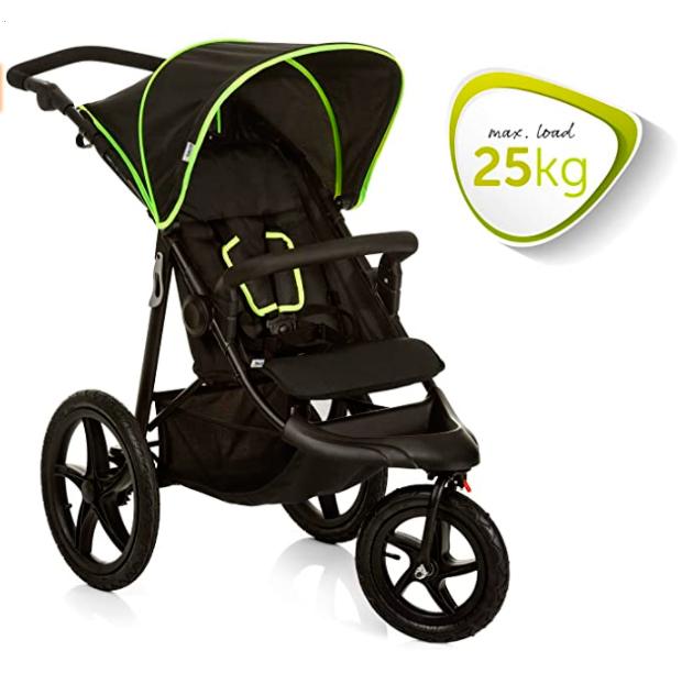 Silla de Paseo Deportiva para Bebés Hauck Runner