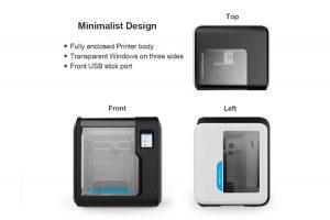 Flashforge Adventurer 3 Impresora 3D