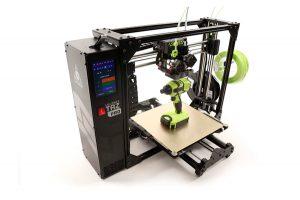 Mejores impresoras 3D LulzBot TAZ Pro