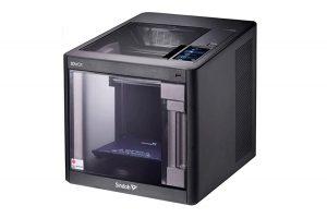 Sindoh DP200 3D Drucker 12,7cm Farb-Touchscreen, integrierte cámara, LED-Beleuchtung, Incl. Software