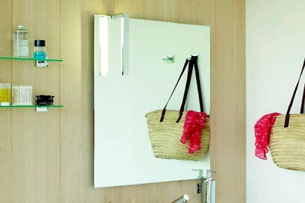 Mejores espejos de baño sin marco