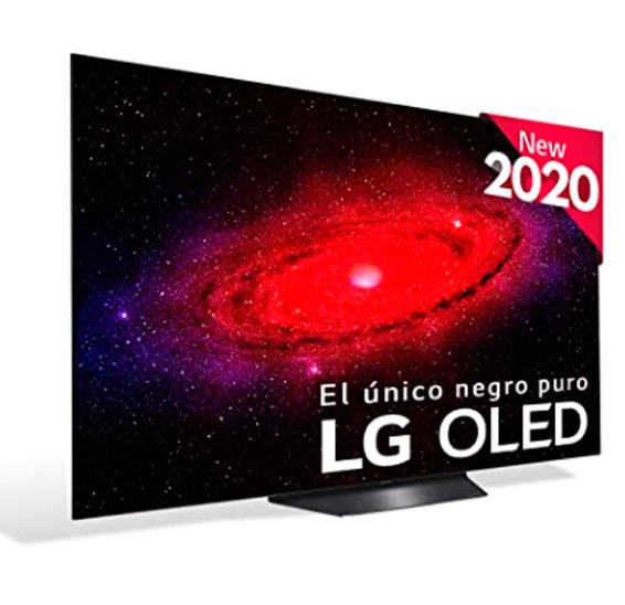 televisores con tecnología OLED