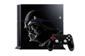 Ps4 Edicion Limitada Star Wars Battlefront Bundle 1TB