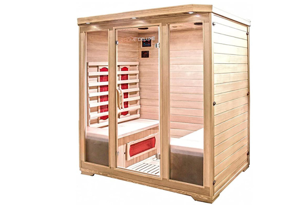 Home Deluxe Cabina de Sauna Infrarrojo Bali XL