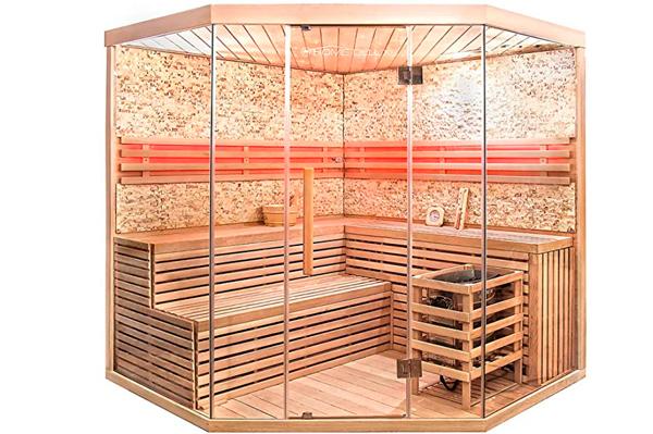 Home Deluxe - Sauna tradicional – Skyline XL