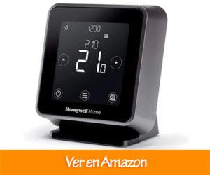 Honeywell Home T6R Termostato inteligente inalámbrico con WiFi y aplicación móvil