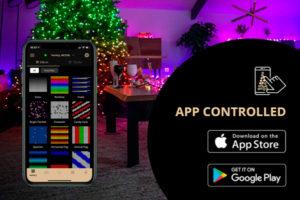 Twinkly Guirnalda de Luces Controlada Desde App