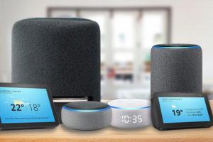 Guía definitiva de los altavoces inteligentes de Amazon Echo