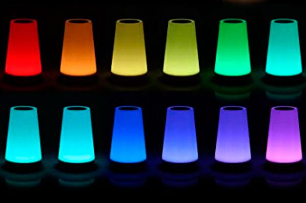 Auxmir Luz Nocturna LED táctil