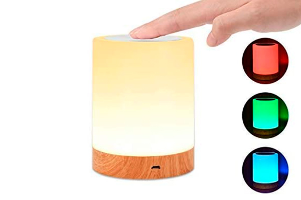 Lámpara táctil de mesa UNIFUN