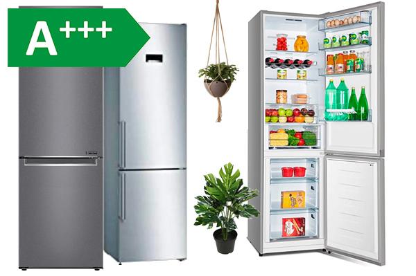 Los mejores frigoríficos A +++