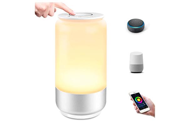 LE Lámpara de Mesa WiFi Inteligente