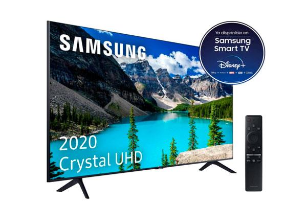 Elección de presupuesto: Samsung TU8000 4K TV