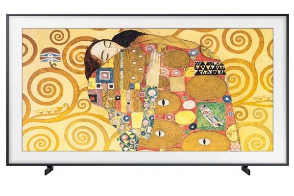 Mejor televisión de diseño: Samsung The Frame QLED 4K 2020 43LS03T