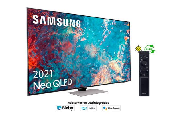 Mejor televisor Samsung 4K: Samsung QN95A Neo QLED
