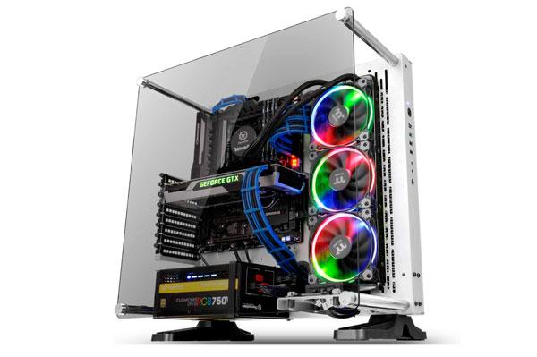 Thermaltake Core P3 TG - Caja de PC