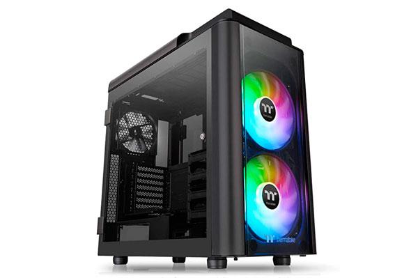 Thermaltake Level 20 GT ARGB Black / Cajas de PC