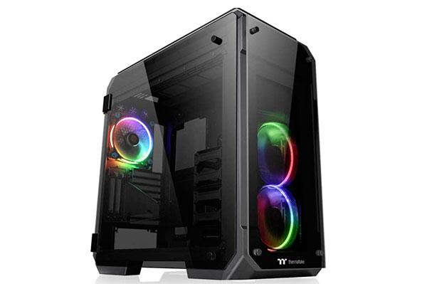 Thermaltake View 71 TG RGB - Carcasa para PC