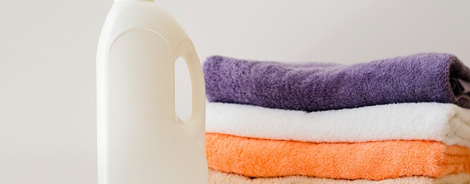 Tipos de detergentes para la ropa