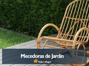 Las mejores sillas mecedoras de Jardin