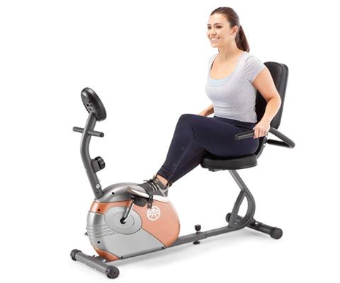 Mejor bicicleta reclinada para personas con sobrepeso