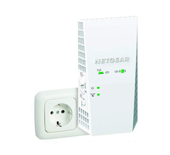 Repetidor de señal WiFi NETGEAR EX6250