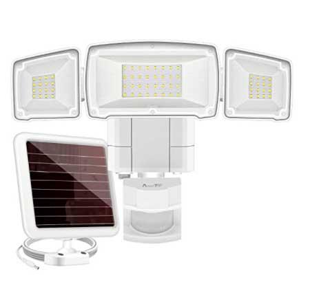 AmeriTop luces solares de exterior