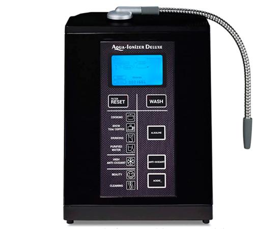 Aqua Ionizer Deluxe 9.5 - Ionizador de agua antioxidante