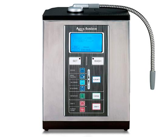 Ionizador de agua Deluxe con 7 placas
