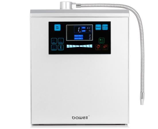 Máquina de ionizador de agua alcalina platino
