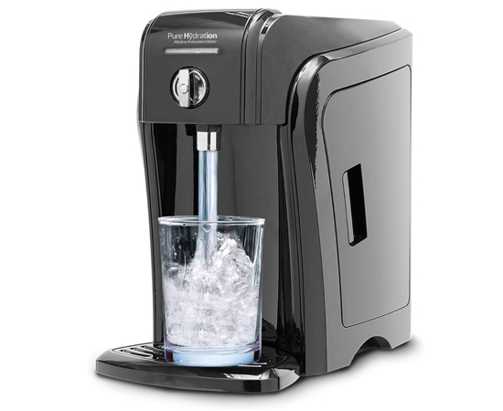 Pure Hydration Alkaline Antioxidant Water Ionizer by Pure Hydration